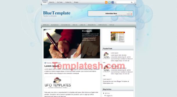 BlueTemplate
