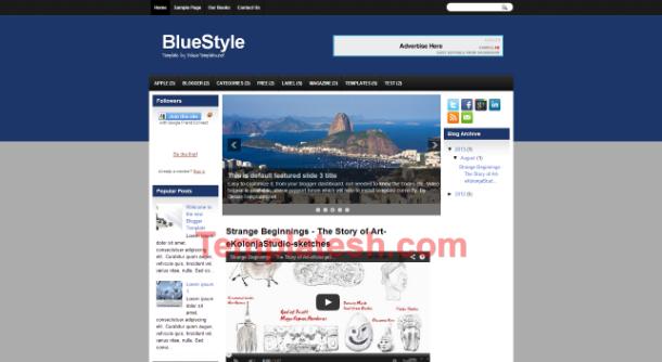 NewBlueStyle