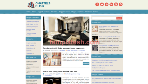 Chattels Blog