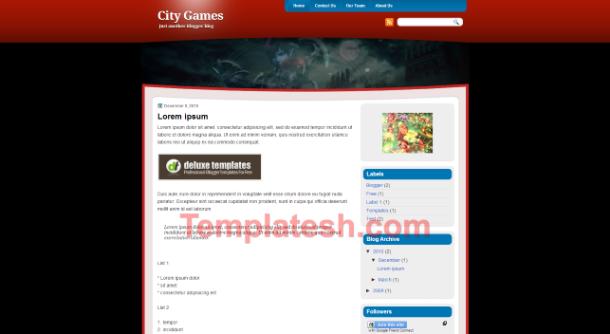 CityGame
