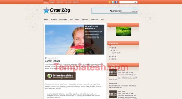 CreamBlog