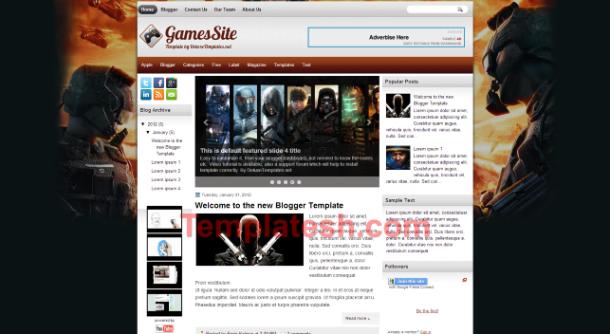 GamesSite