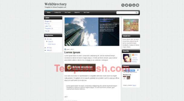 WebDirectory