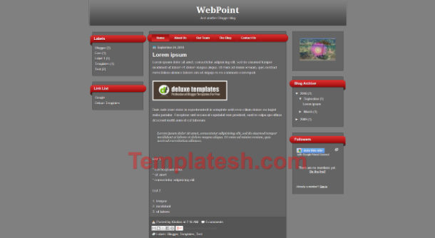 WebPoint